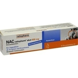 NAC RATIO AKUT 600MG HUST